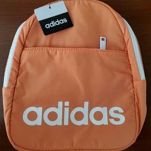 Adidas Mini Coral/Salmon Backpack
